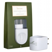 Aromatizador Elétrico Porcelana c/ 02 repartições Aromatherapy Via Aroma