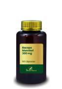 Bacopa Monnieri 300 mg 60 Cápsulas