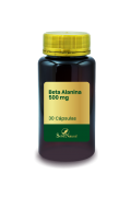 Beta Alanina 500 mg 30 Cápsulas