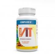 Catalvit Complexo B 600 mg 90 Cápsulas Catalmedic