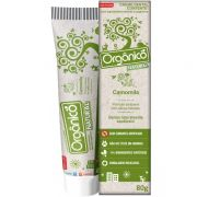 Creme Dental de Camomila Orgânico Natural
