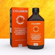 Colamin 500 ml Kollageno Quântico Fisioquantic