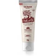 Gel Dental Natural com extrato de café, cacau e guaraná 100 g Orgânico Natural