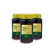 Kit UC-II - Colágeno Tipo 2 - 40 mg 30 Cápsulas 3 Unidades