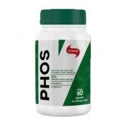 Lecetina de Soja Phos 500 mg 60 Cápsulas Vitafor