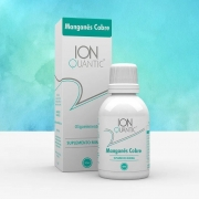 Manganês Cobre 50 ml Ionquantic Oligoelemento Fisioquantic