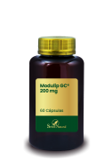Modulip GC® 200 mg 60 Cápsulas
