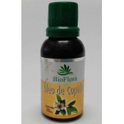 Óleo de Copaíba 30 ml Bioflora