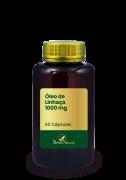 Óleo de Linhaça 1000 mg 60 Cápsulas