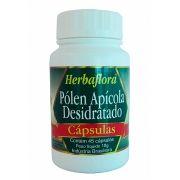Pólen Apícola Desidratado Herbaflora 45 Cápsulas