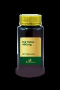 Pré Treino 400 mg 30 Cápsulas