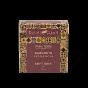 Sabonete de Argila Rosa – Soft Skin 100 g Dermaclean