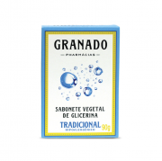 Sabonete Vegetal de Glicerina Tradicional Granado 90g