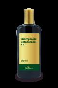 Shampoo de Cetoconazol 2% 240 ml
