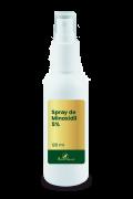 Minoxidil Seiva Spray 5% 120 ml