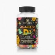 Vitamini D3 Gummy Essential 60 Gomas