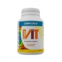 Catalvit Complexo B 150 mg 90 Cápsulas Catalmedic