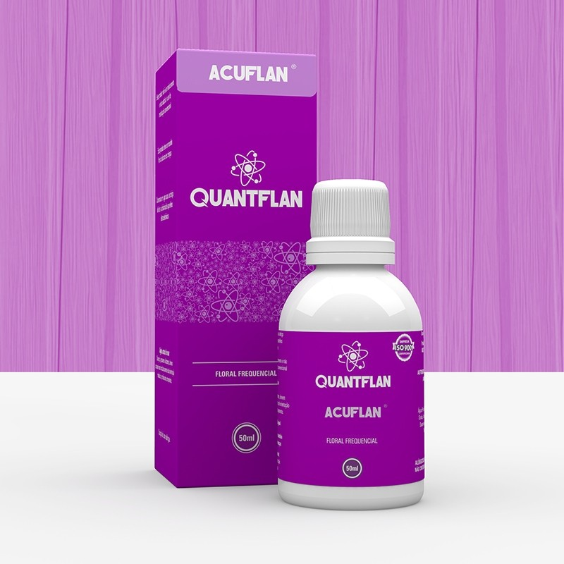 Acuflan 50ml Quantflan Floral Frequencial Fisioquantic