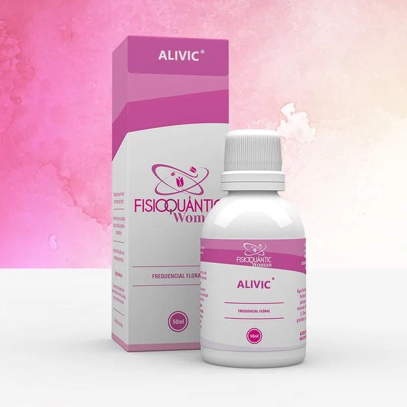 Alivic 50 ml Woman Fisioquantic