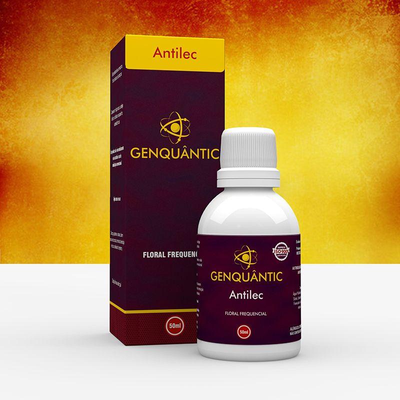Antilec 50 ml Genquantic Fisioquantic