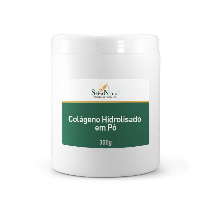 Colágeno Hidrolisado em Pó Pote de 300 g