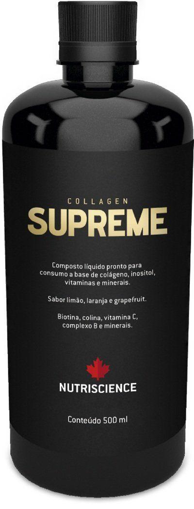 Collagen Supreme 500 ml Nutriscience