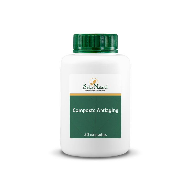 Composto Antiaging 30 Doses