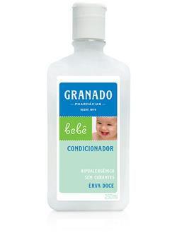 Condicionador Bebê Erva Doce Granado 250 ml