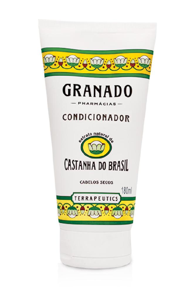Condicionador Castanha do Brasil Granado 180ml