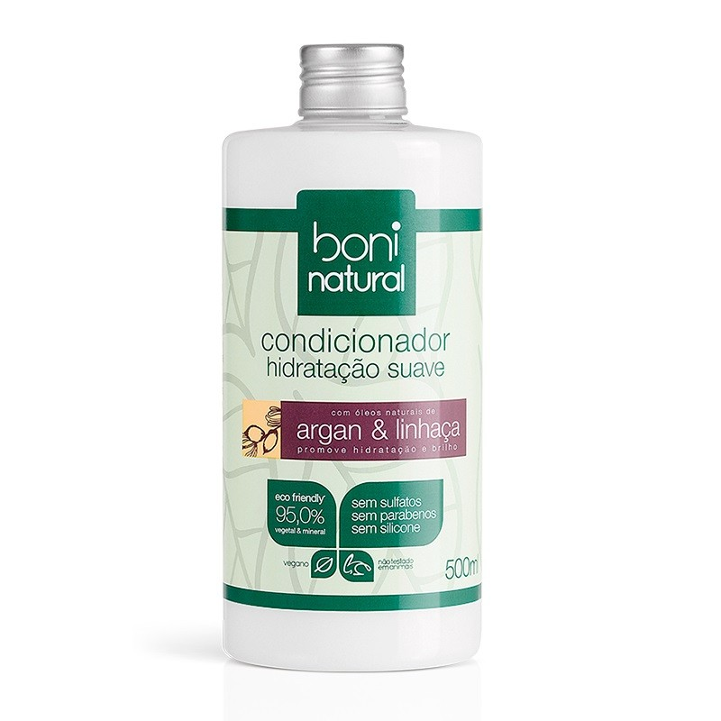 Condicionador Vegano Boni Natural 500ml