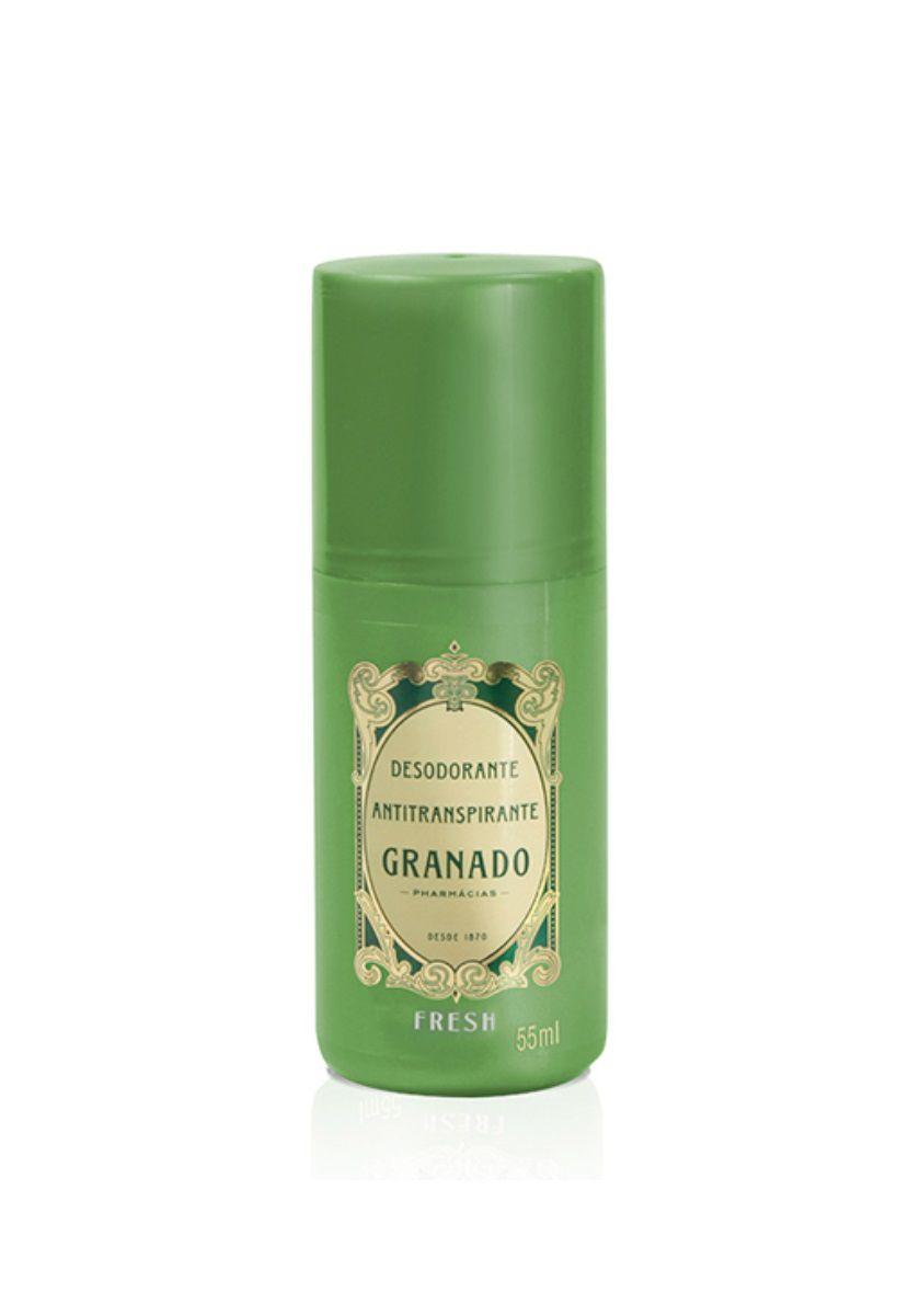Desodorante Antitranspirante Roll-on Fresh Granado 55ml