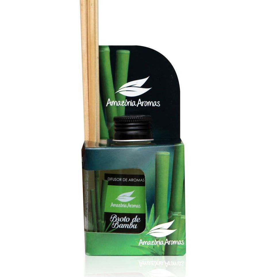 Difusor de Ambiente Broto de Bambu 270ml