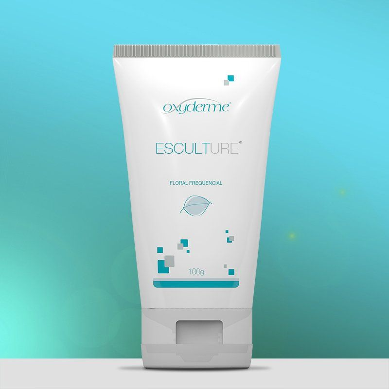 Esculture gel Oxyderme Floral Frequencial Fisioquantic