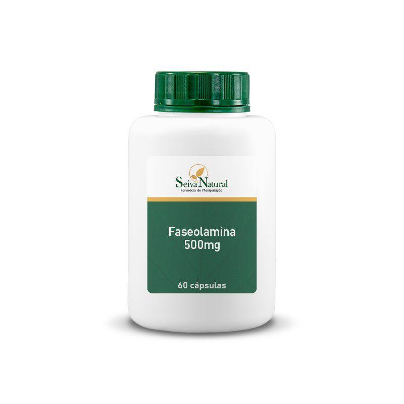 Faseolamina 500 mg 60 Cápsulas