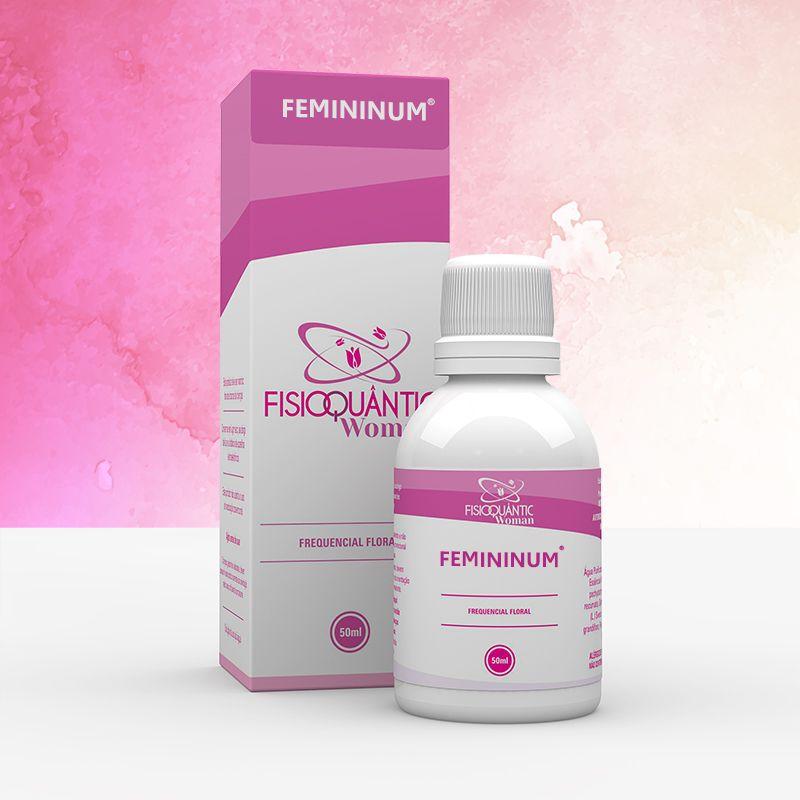 Femininum 50 ml Woman Fisioquantic