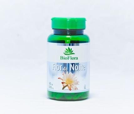 Flor da Noite 500 mg 60 Capsulas Bioflora