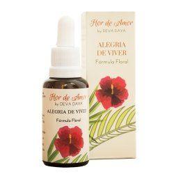 Flor de Amor Alegria de Viver 30 ml