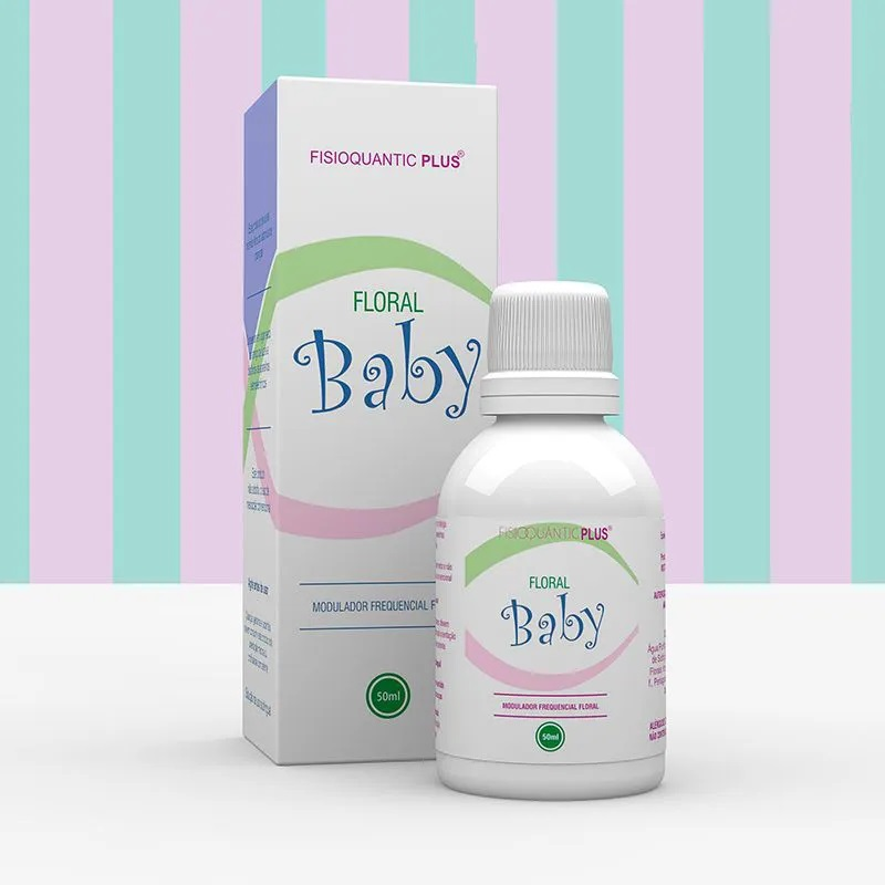 Floral Baby 50 ml Fisioquantic