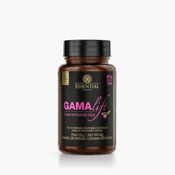 Gamalift Essential 500 mg 120 Cápsulas