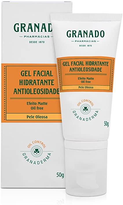 Gel Facial Hidratante Antioleosidade 50 g Granado