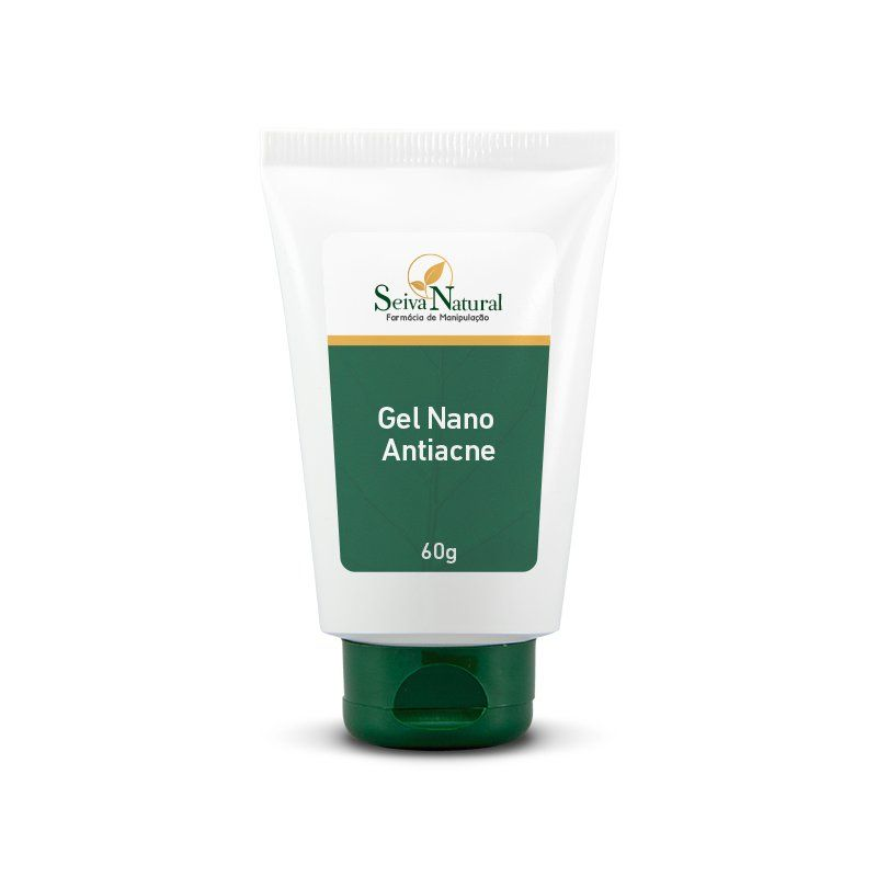 Gel Nano Antiacne 60 g