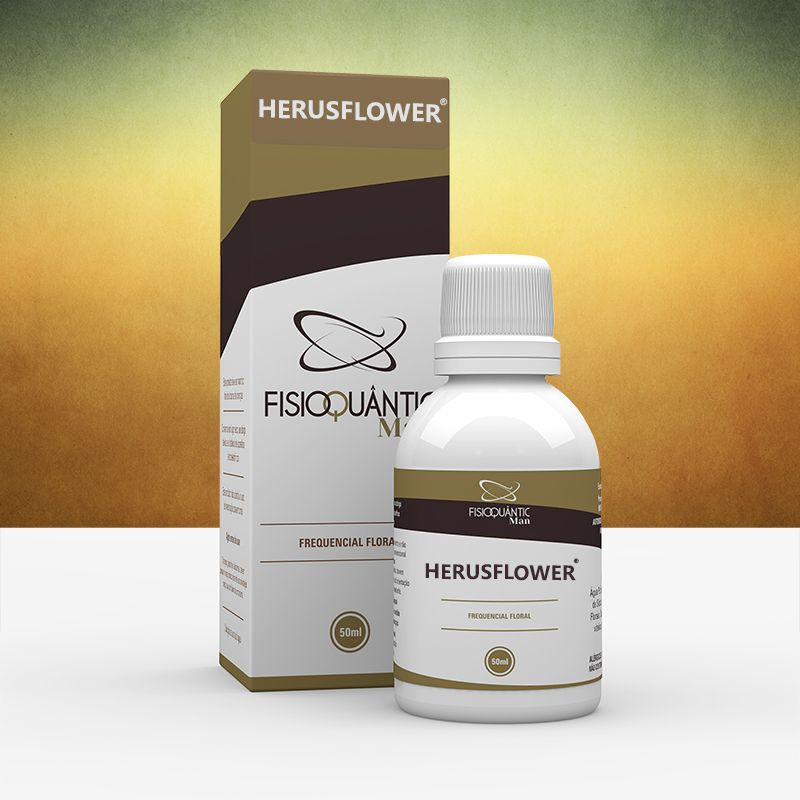 Herusflower 50 ml Man Fisioquantic