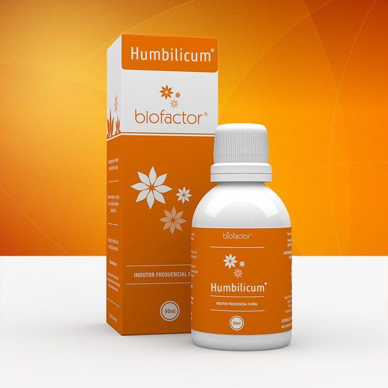 Humbilicum 50ml Biofactor Floral Frequencial Fisioquantic