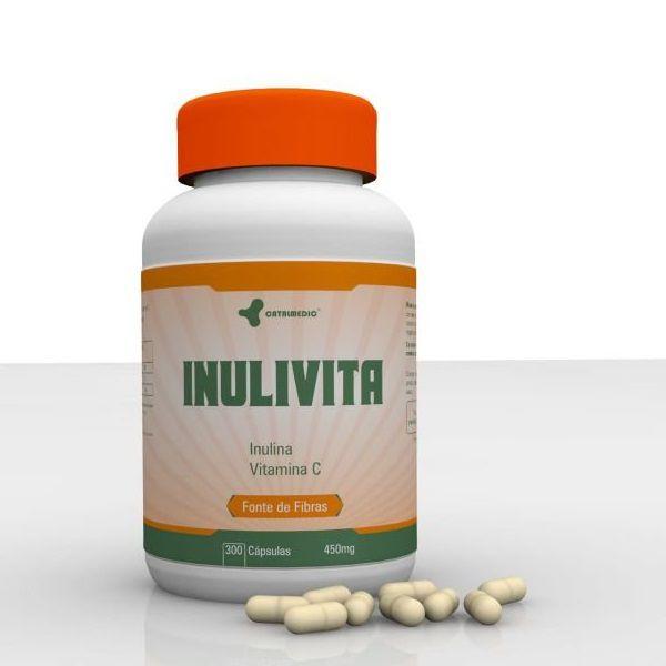 Inulivita Catalmedic 300 Cápsulas