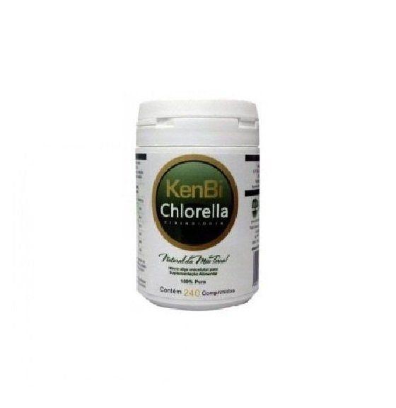 Kenbi Chlorella 240 comprimidos