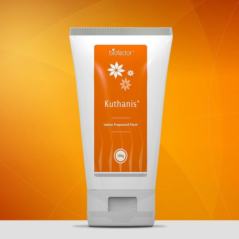 Kuthanis gel Biofactor Floral Frequencial Fisioquantic