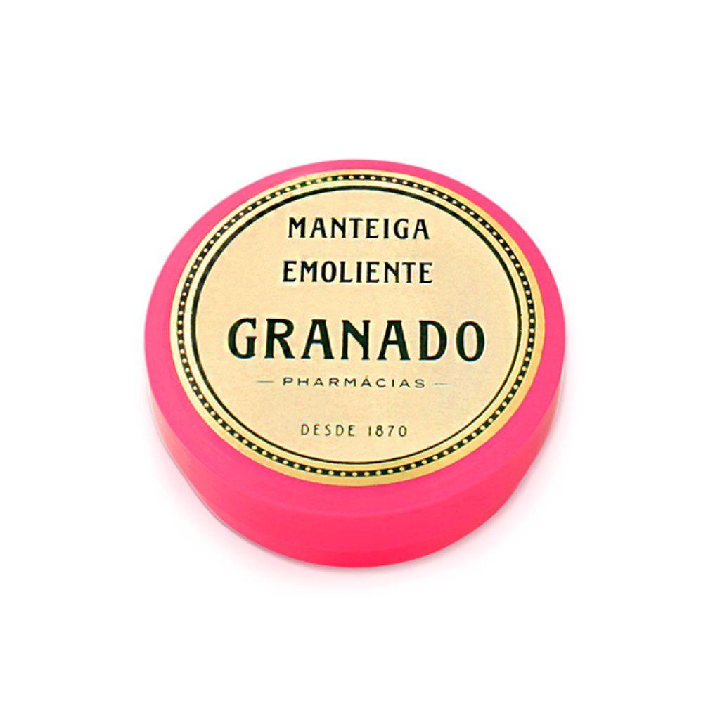 Manteiga Emoliente Pink Granado 60 g