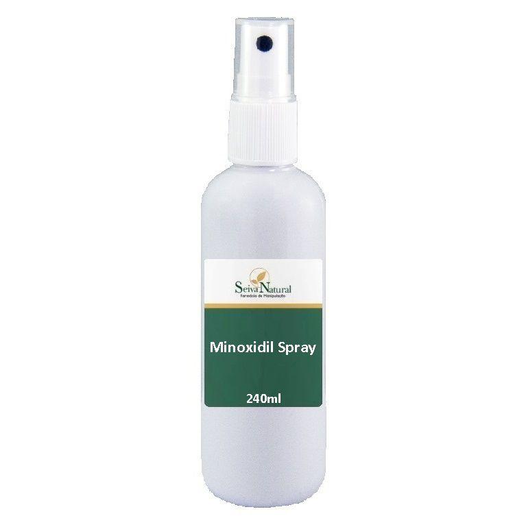 Minoxidil Spray 5% 240 ml