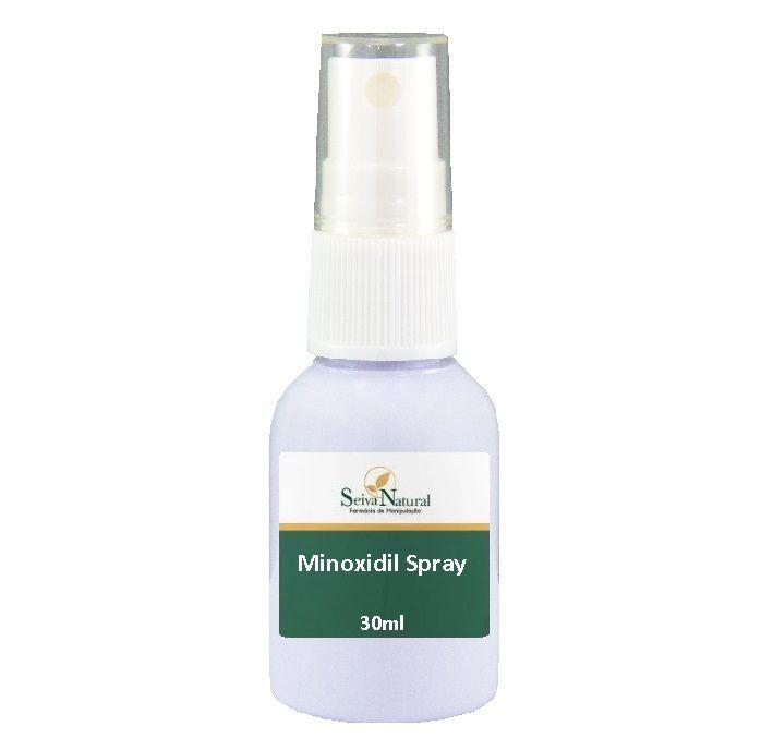 Spray  Minoxidil 5% 30 ml