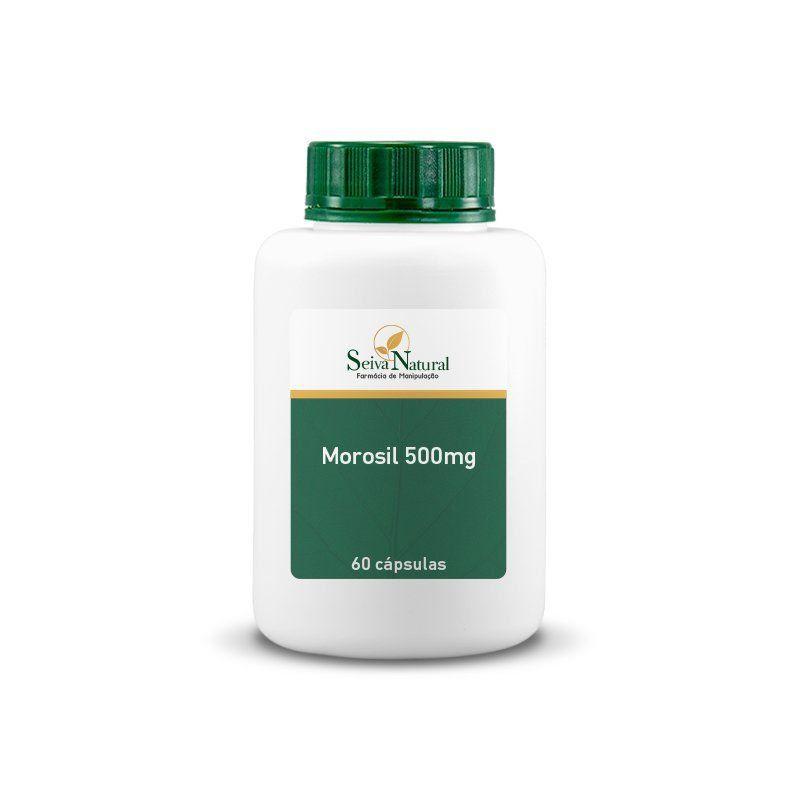Morosil 500 mg 60 Cápsulas